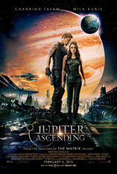 Jupiter Ascending Original Movie Poster