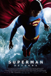 Superman Returns Original Movie Poster