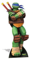 Leonardo Teenage Mutant Ninja Turtles Lifesize Cardboard Cutout