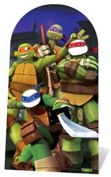 Teenage Mutant Ninja Turtles Lifesize Cardboard Stand-in Cutout