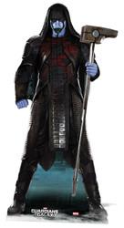 Ronan The Accuser Guardians Of The Galaxy Lifesize Cardboard Cutout