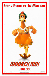 Chicken Run Poster