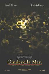 Cinderella Man Poster