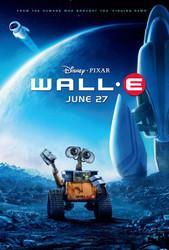 Wall E Poster
