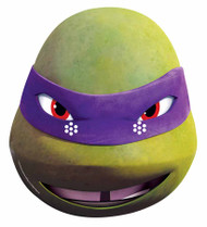Donatello Teenage Mutant Ninja Turtle 2015 Single Card Mask