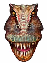 Allosaurus 3D Pop Out Wall Art