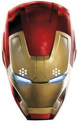 Iron Man Avengers Age of Ultron Single Card Mask