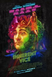 Inherent Vice Original Movie Poster