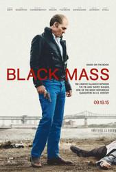 Black Mass Original Movie Poster