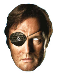 The Governor The Walking Dead Face Mask