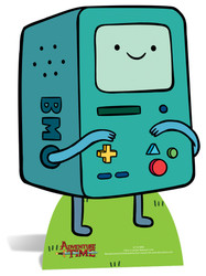 BMO from Adventure Time Cardboard Cutout