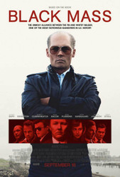 Black Mass Original Movie Poster
