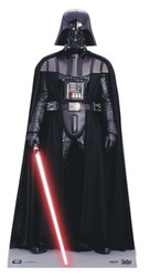 Darth Vader Star Wars Mini Cardboard Cutout