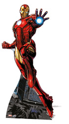 Iron Man Mini Cardboard Cutout
