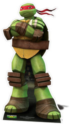 Raphael Teenage Mutant Ninja Turtles Mini Cardboard Cutout