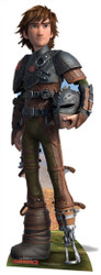 Hiccup from How To train Your Dragon 2 Mini Cardboard Cutout