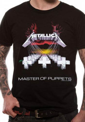 Metallica Master Of Puppets Official Unisex T-Shirt