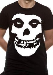 Misfits Skull Logo Official Unisex T-Shirt