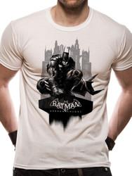 Batman Arkham Knight Gotham Cityscape Official Unisex T-Shirt