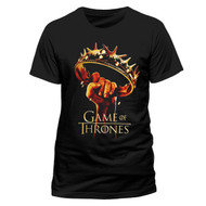 Game Of Thrones Thorn Crown Official Unisex T-Shirt