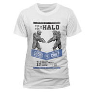Halo 5 Master Chief Vs Jameson Locke Poster Official Unisex T-Shirt