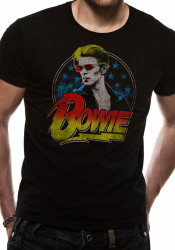 David Bowie Smoking Unisex T-Shirt
