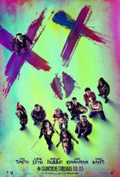 Suicide Squad Original Movie Poster - Style B
