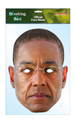 Gus Fring Breaking Bad Official Breaking Bad Card Party Face Mask