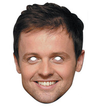 Declan Donnelly from Ant & Dec Celebrity Card Party Face Mask