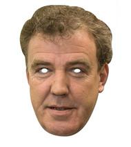 Jeremy Clarkson Celebrity Card Party Face Mask