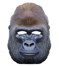Gorilla Ape Animal Card Party Face Mask