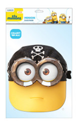 Minion Eye Matie Official Minions Card Party Face Mask