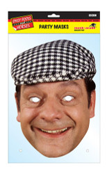 Del Boy Derek Trotter Official Only Fools and Horses Card Party Face Mask