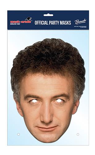 John Deacon Official Queen Card Party Face Mask