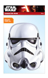 Stormtrooper Official Star Wars Card Party Face Mask