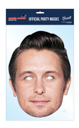 Mark Owen Take That Official Take That Card Party Face Mask