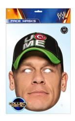 John Cena WWE Official WWE Card Party Face Mask