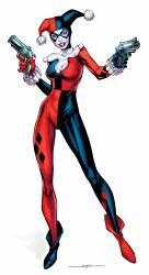 Harley Quinn DC Comics Cardboard Cutout