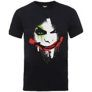 Batman Arkham City Halloween Joker Face T-Shirt