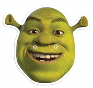 Shrek Single Card Mask