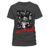 Suicide Squad Ha Ha Ha DC Comics Official Unisex T-Shirt