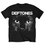 Deftones Sphynx Logo Black Official Unisex T Shirt