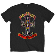 Guns N' Roses Appetite For Destruction Official Unisex T Shirt