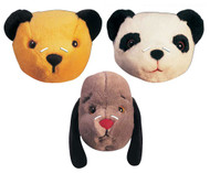 The Sooty Show Card Party Face Masks