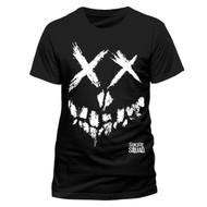 Suicide Squad Skull Logo DC Comics Official Unisex T-Shirt