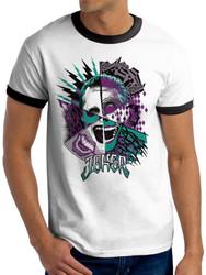 Suicide Squad Joker Montage T-Shirt