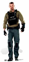Rick Flag Suicide Squad Lifesize Cardboard Cutout