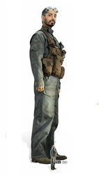 Bodhi Rook Lifesize and Mini Cardboard Cutout