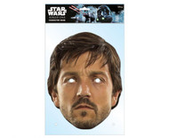 Cassian Andor Rogue One Card Face Party Mask