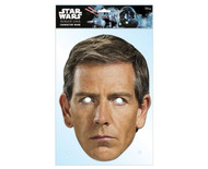 Orson Krennic Rogue One Single 2D Card Party Face Mask